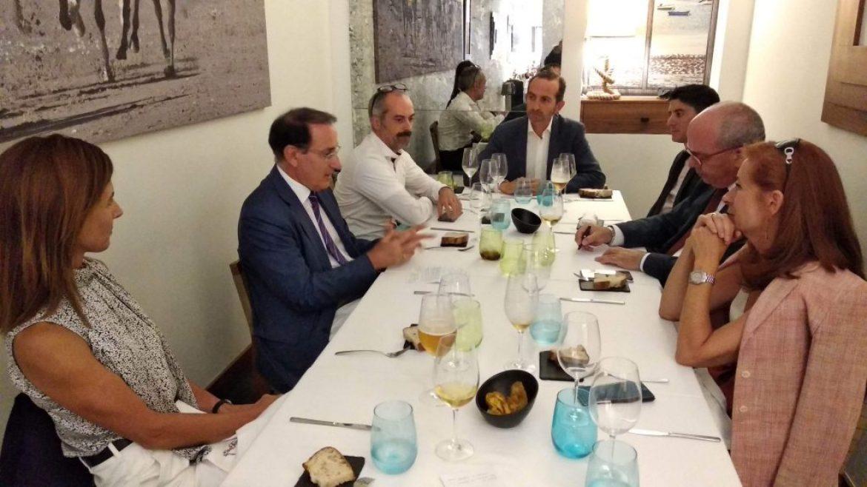 El presidente de los empresarios Andaluces, en nuestros encuentros en Surtopía